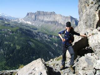 Cathedral Ridge Mt Buet