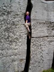 Left Parallel Crack, Ravensheugh