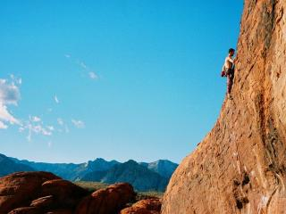 'A Day in the Life' - Sport climbing at Red Rocks, Nevada