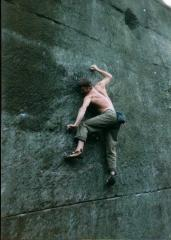 Andy F on Breakaway V8, Pex Hill