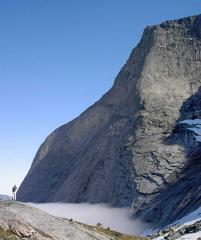 Stetind South Pillar, Norway