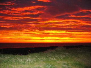 Dornoch Autumn Sunrise