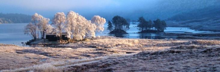 Loch Ossian YH