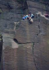 Peak district top-roping reaches new low