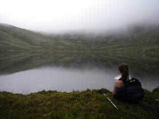 At Loch a'Bhrisidh