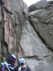 Slab Route, Diff, Sheeps Tor