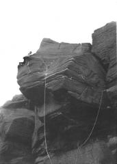 Mike Chapman on the first ascent of Space Shuffle