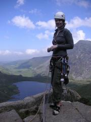 Me topping out on Lazarus