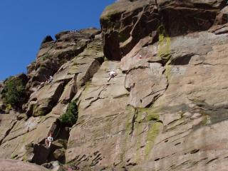 Pedestal Route 2nd Pitch